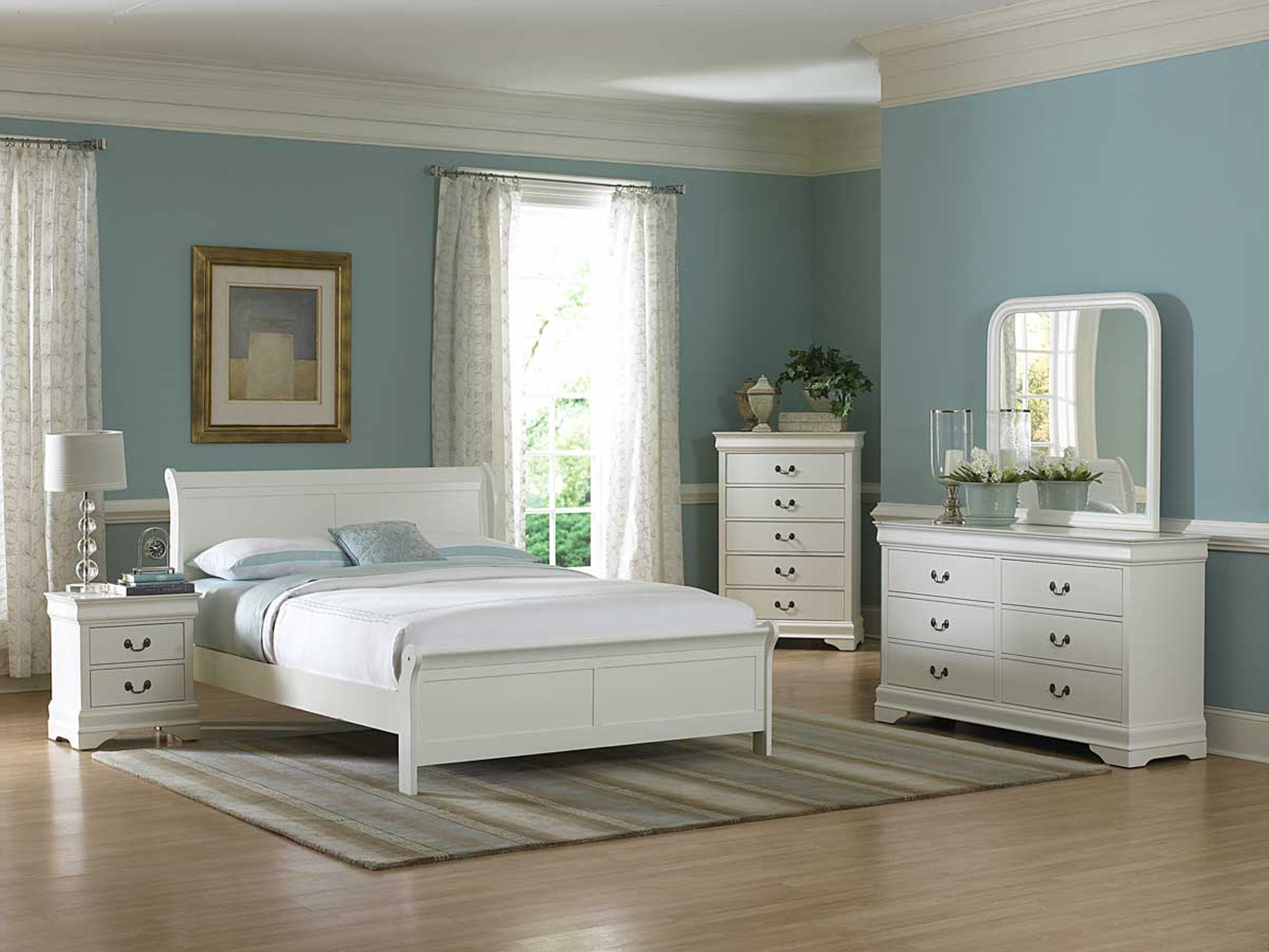 Master bedroom white furniture white bedroom pinterest white