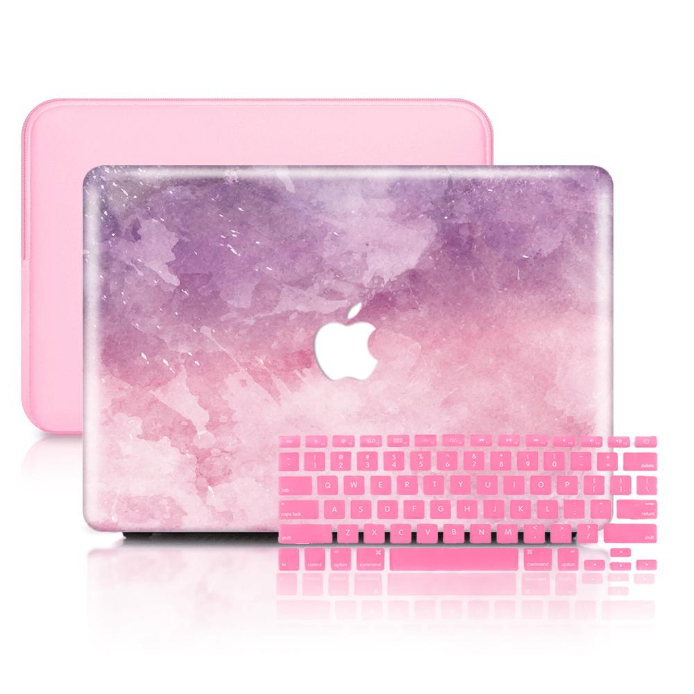 MacBook Case Set - Protective Nebula Space  Macbook case, Cute