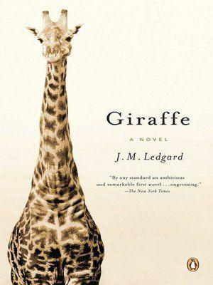 Giraffe by J.M Ledgard