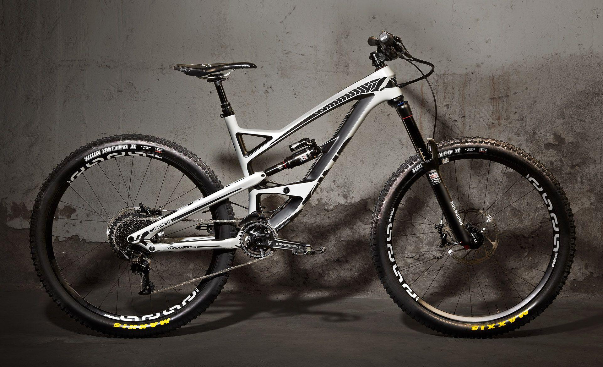 Yt Industries Capra Cf Comp 2 Singlespeed Bicycle Bicycle Bike