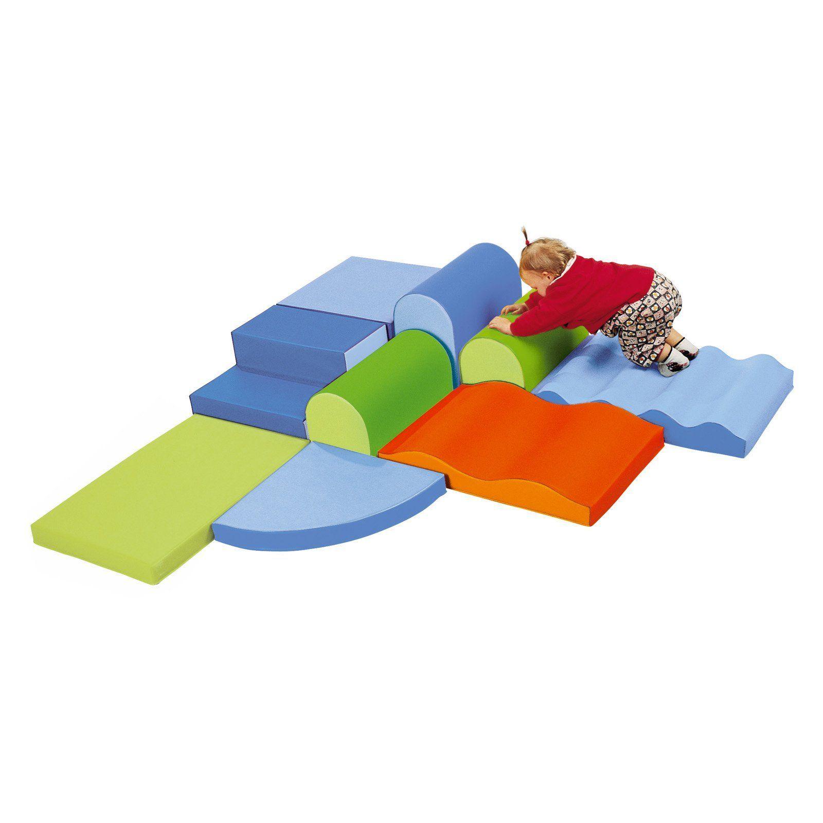 Wesco Tiny Tot Module Big Corner Kit 38482 Soft Play Play Corner Soft Play Equipment