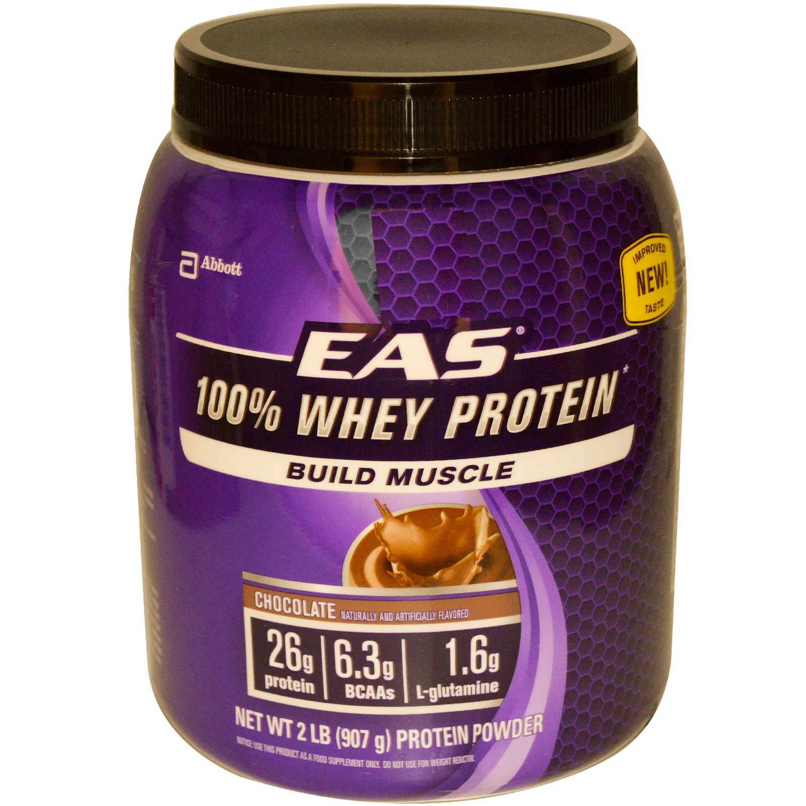 Eas build muscle