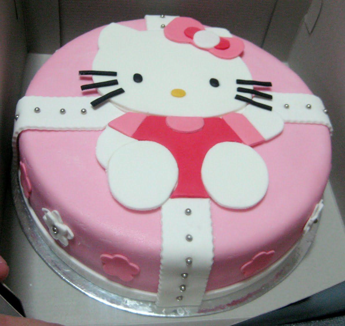 Buy Hello Kitty Cake Singapore Food Cakes Pinterest Hello