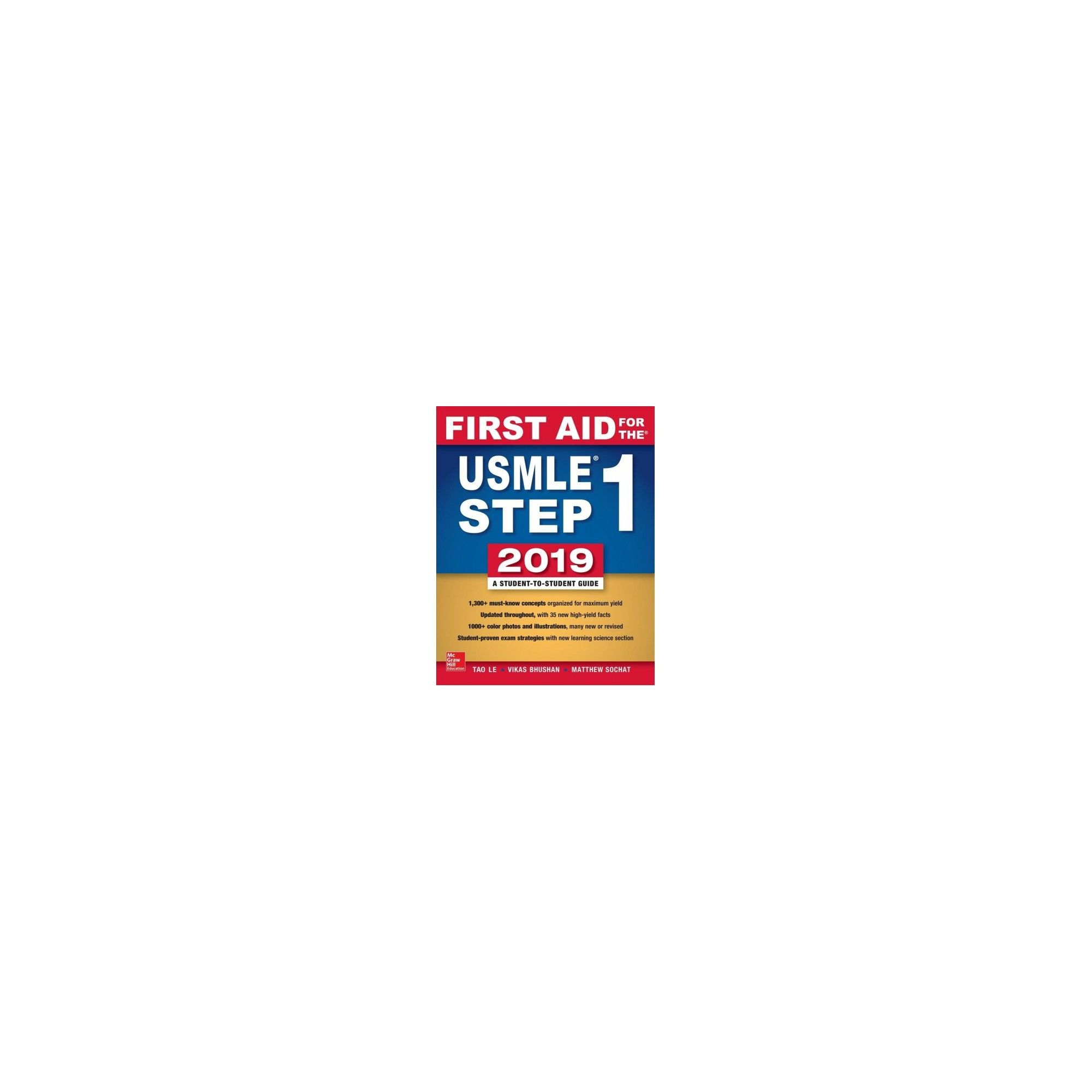 First Aid for the USMLE Step 1 2019 - 29 (Paperback