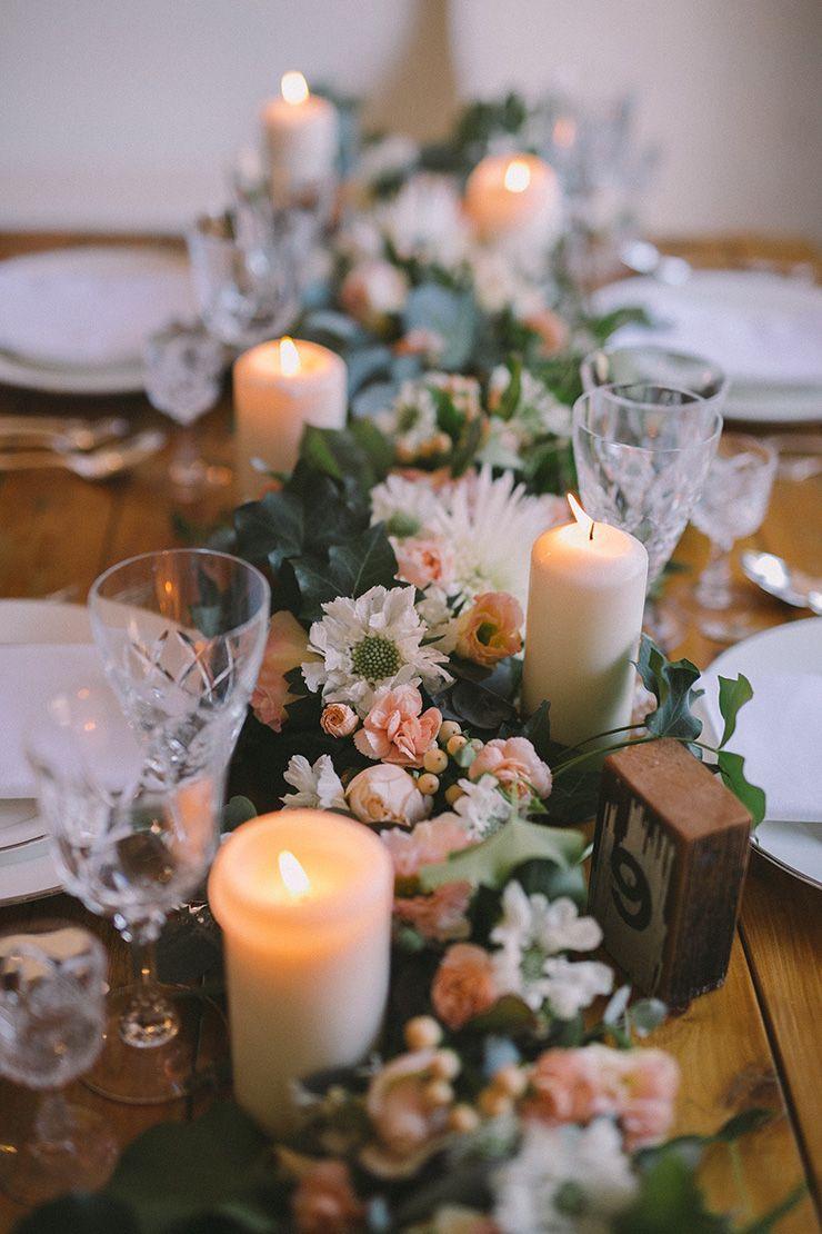 Relaxed Vintage Boho Wedding Inspiration Wedding