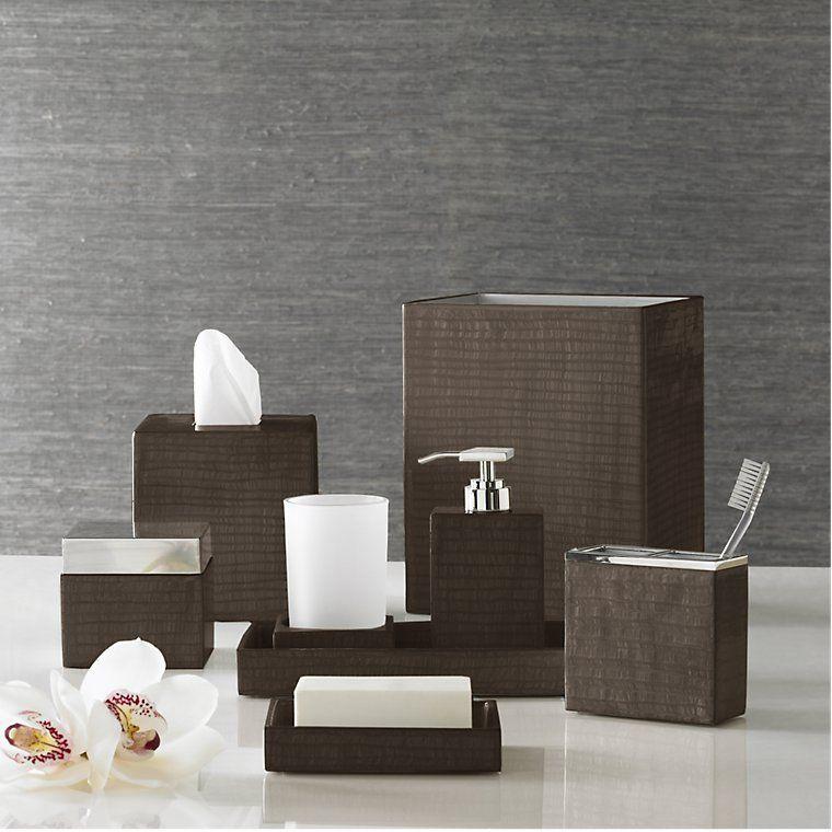 Luxury Bath Accessory Sets Delano