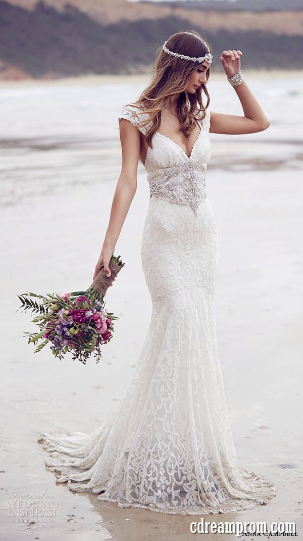 Vestidos de novia para playa en miami