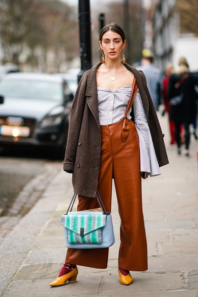 The Best Street Style at European Fashion Weeks Fall ...