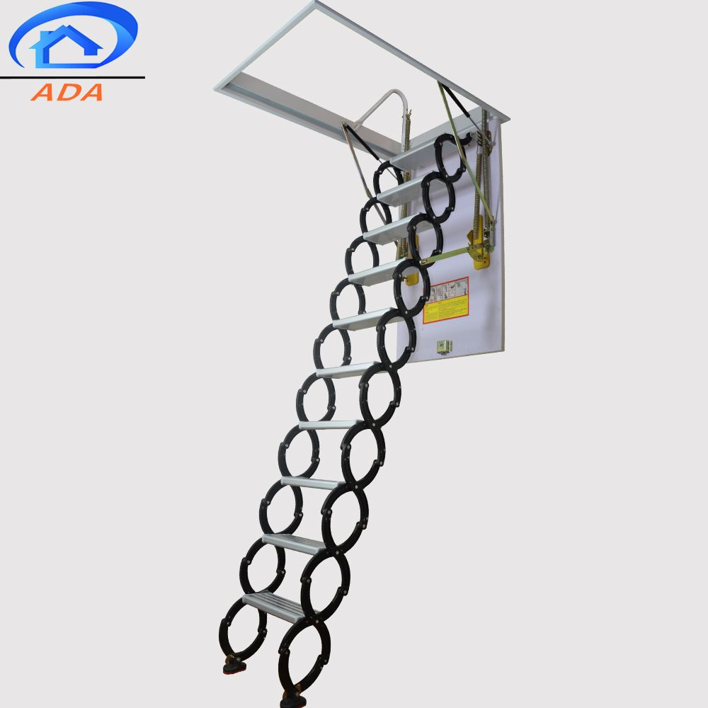 High Strength Lightest Telescopic Long Ladder Buy Fold Away Attic Ladder Extension Ladder Safety Household Step Ladder Product On Alibaba Com