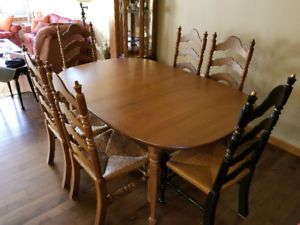 Vilas Dining Room Table Chairs