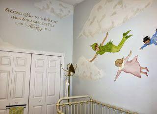 Off To Neverland Peter Pan Nursery