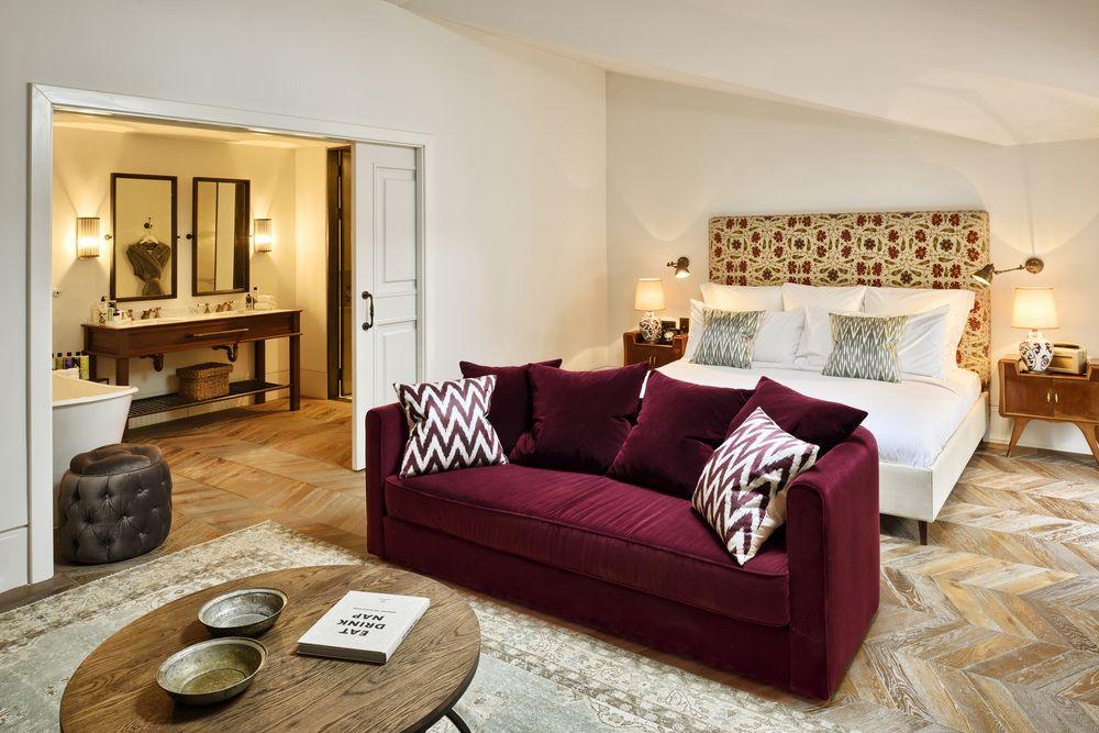 Istanbul Soho Hotel's stunning interior. More on www.worldofentourage.com