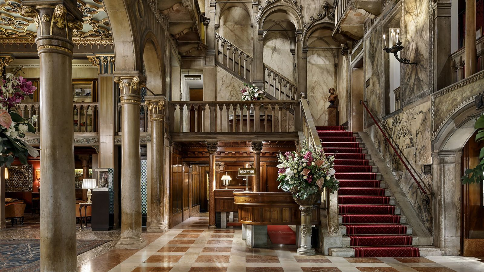 Hotel Danieli, Venice Italy | Luxury collection hotels ...