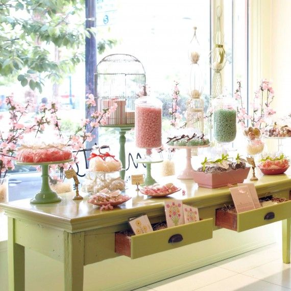 Miette Pastry Shop, San Fransisco, California - MUST get here one day :)