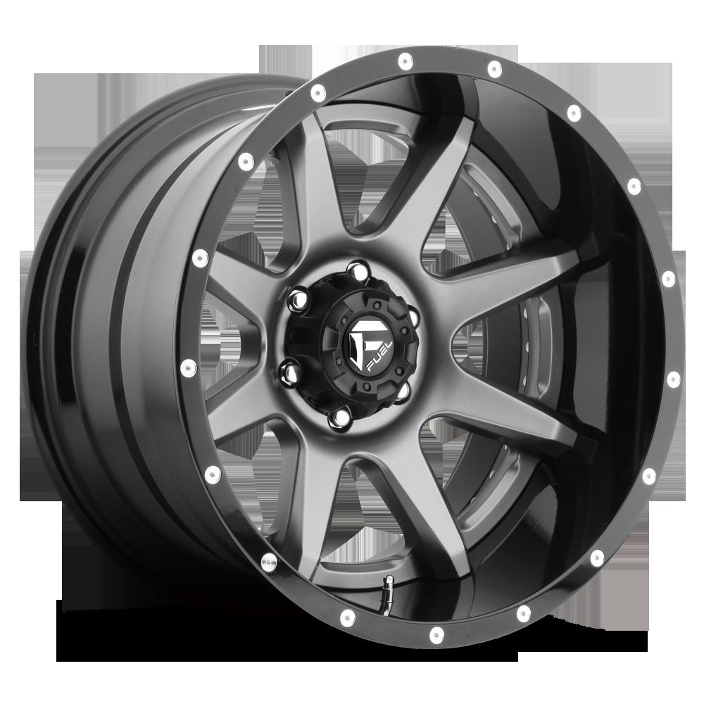 Fuel Truck Wheels >> Fuel 2 Piece Rampage D238 Custom Wheels Jeep Wheels