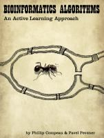 Bioinformatics algorithms : an active learning approach / by Phillip Compeau and Pavel Pevzner. Vol. II, 2nd edition - EDX TAS CD Com