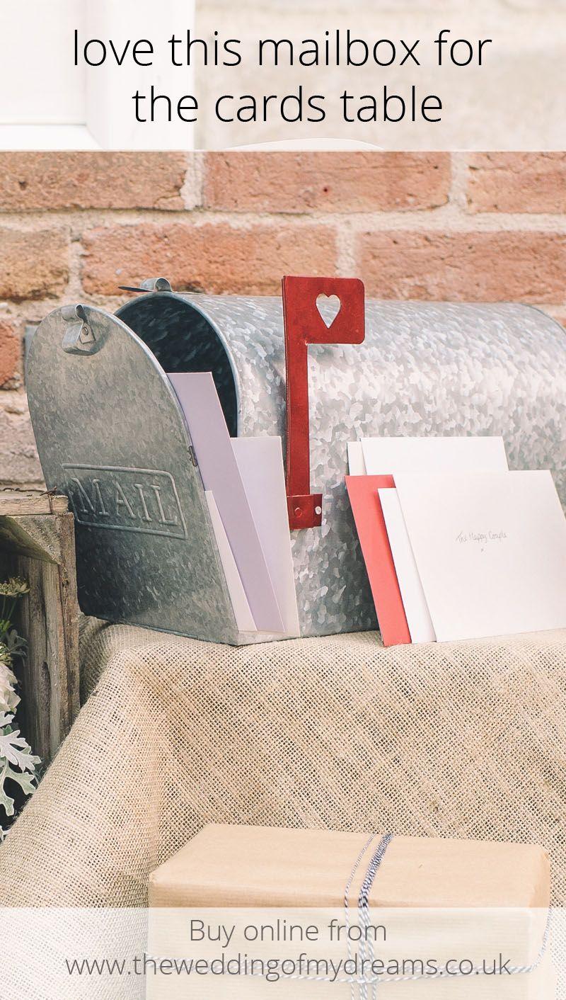 American Style Wedding Mailbox | Pinterest | Wedding mailbox ...