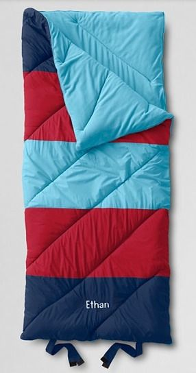 Personalize A Sleeping Bag With Your Child S Name Handy Practical Gift That Will Be Used For Years To Come 25 Personalized Ideas Kids