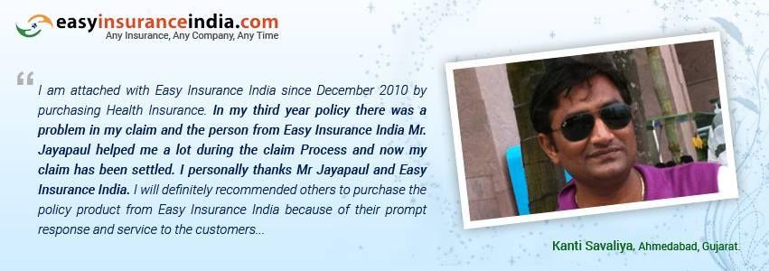 Through easyinsuranceindia.com, we empower the customer ...