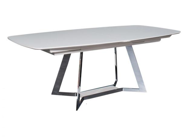 Esstisch holz metall luxuriöse und elegante Tisch entwirft