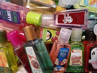 !!HOLIDAY SALE FLASH SALE!! Bath & Body Works Pocketbacs 1.75 EACH