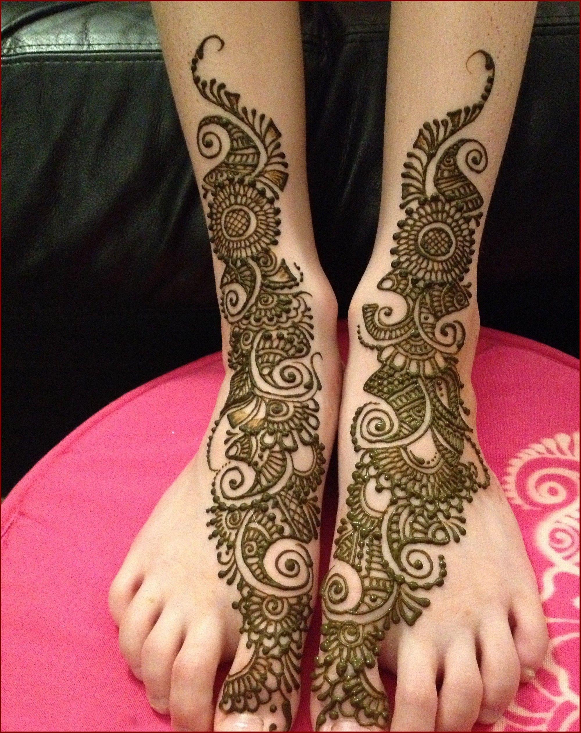 Arabic Mehndi Designs For Feet Mehndi Mehndidesigns Arabicmehndi