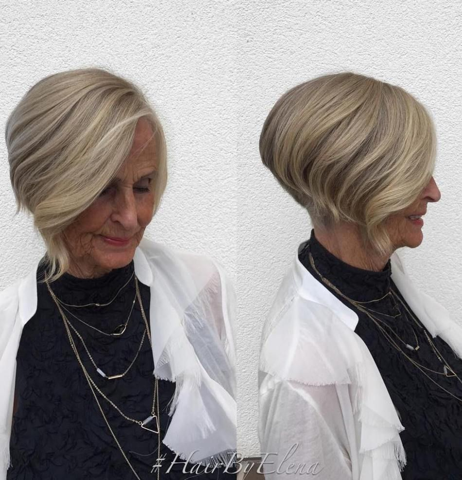 gorgeous grey hair styles for women gray and u