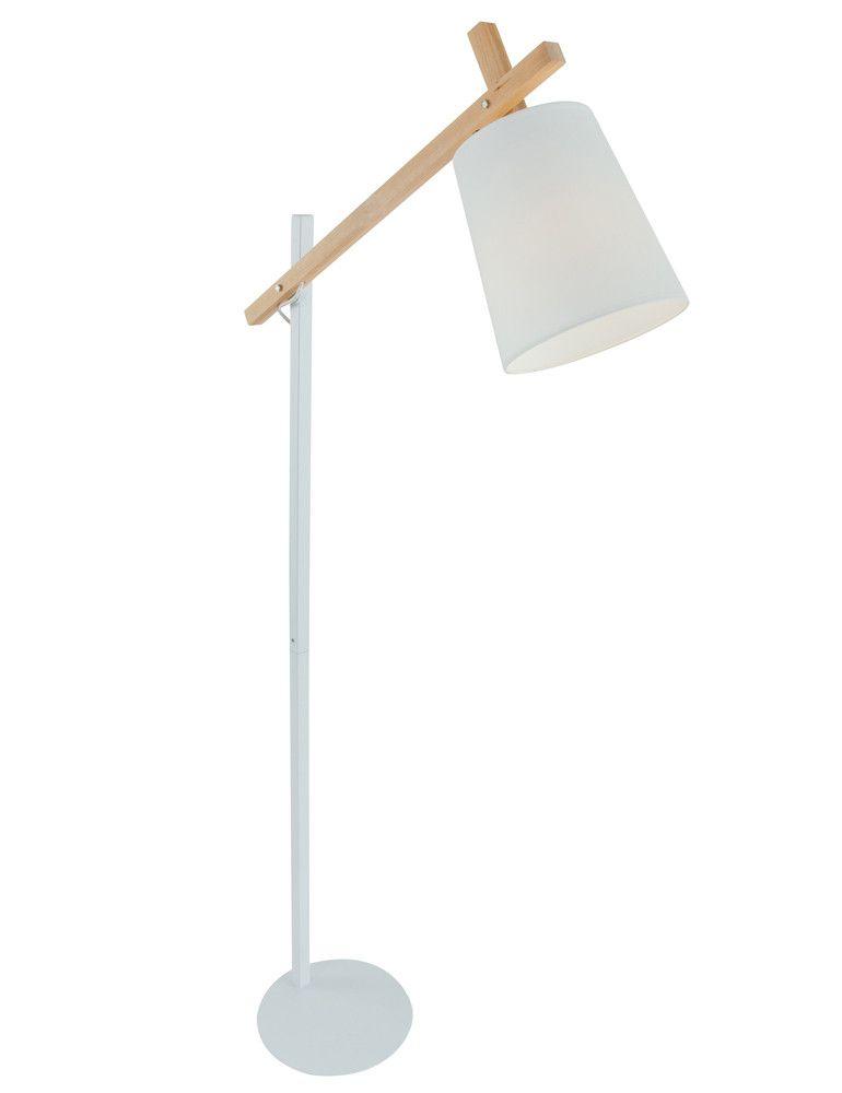 Wonderbaar Scandinavische vloerlamp La Forma Jovik wit 170 cm (met SR-26