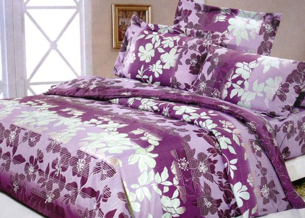 19+ Schlafzimmerideen Königliche und raffinierte lila ...