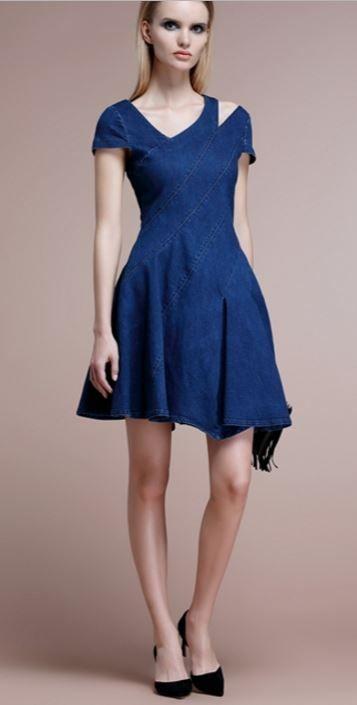 the latest 3bc92 f9dff Pin su Women's Fashion Clothes A/W - Vestiti Abiti per Donna A/I