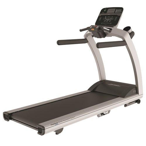 Life Fitness T5 BaseTreadmill with Track Connect Console