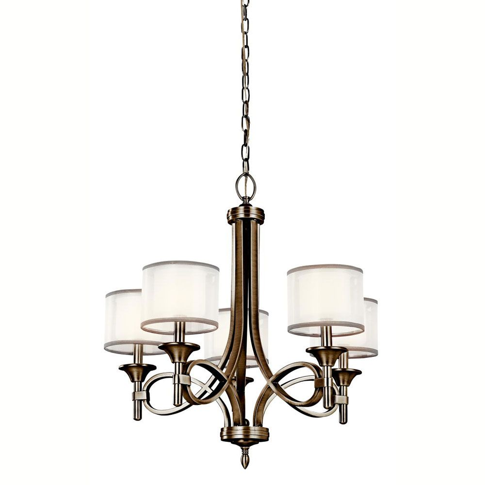 Kichler Lighting Lacey 5 Light Chandelier