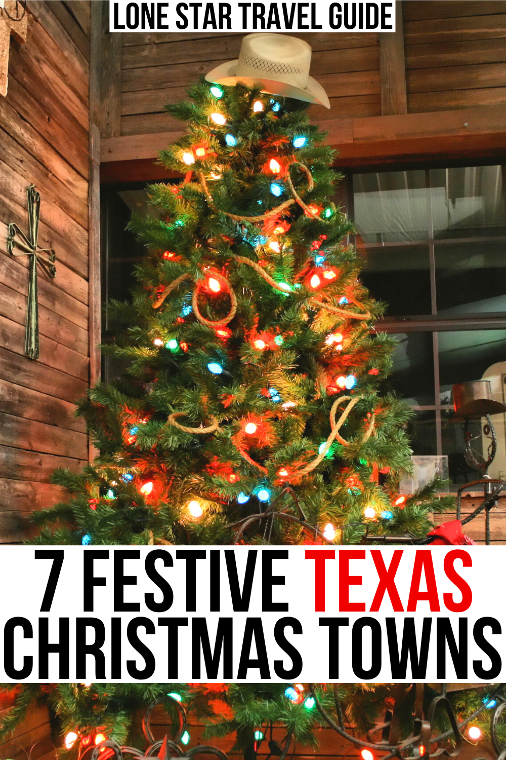 Cowboy Christmas 2020 Vacation 7 Adorable Christmas Towns in Texas (+ What to Do There!) in 2020