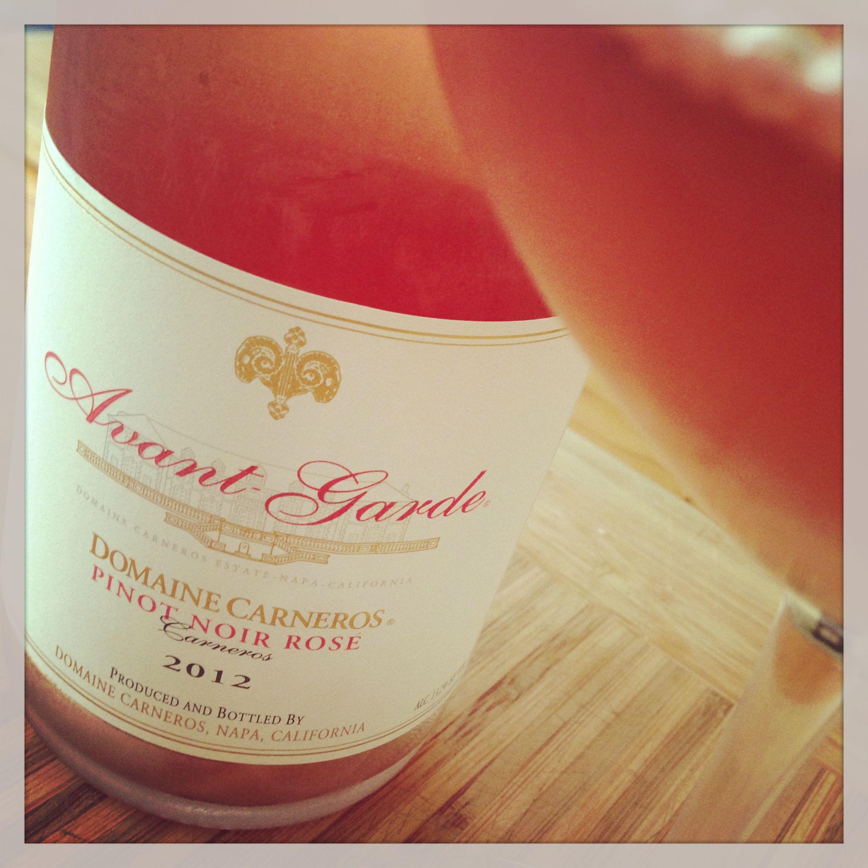 Domaine Carneros 2012 Rose Dry Rose Wine Wine Bottle Carneros