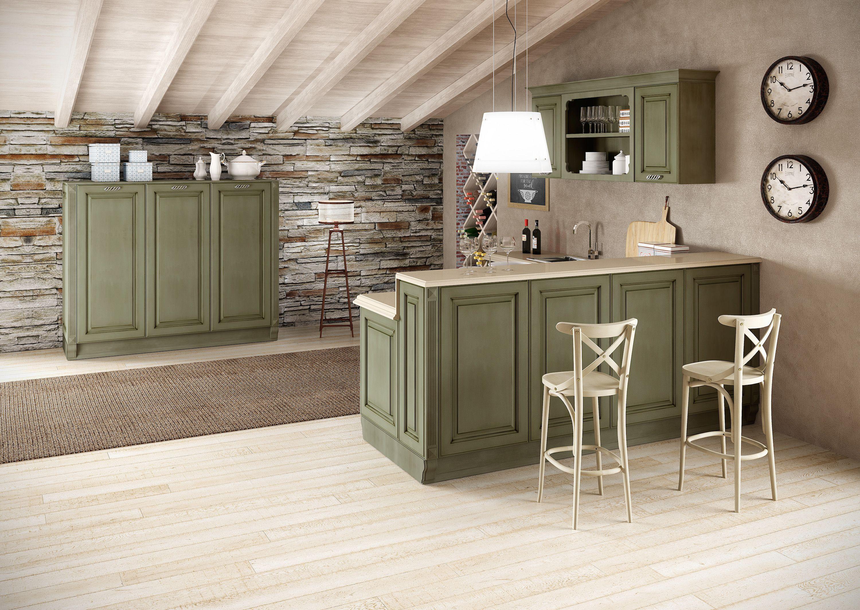 Berloni Cucina Athena | Live your Kitchen | Pinterest | Kitchens