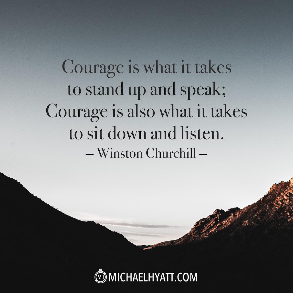 Speak Up Quotes