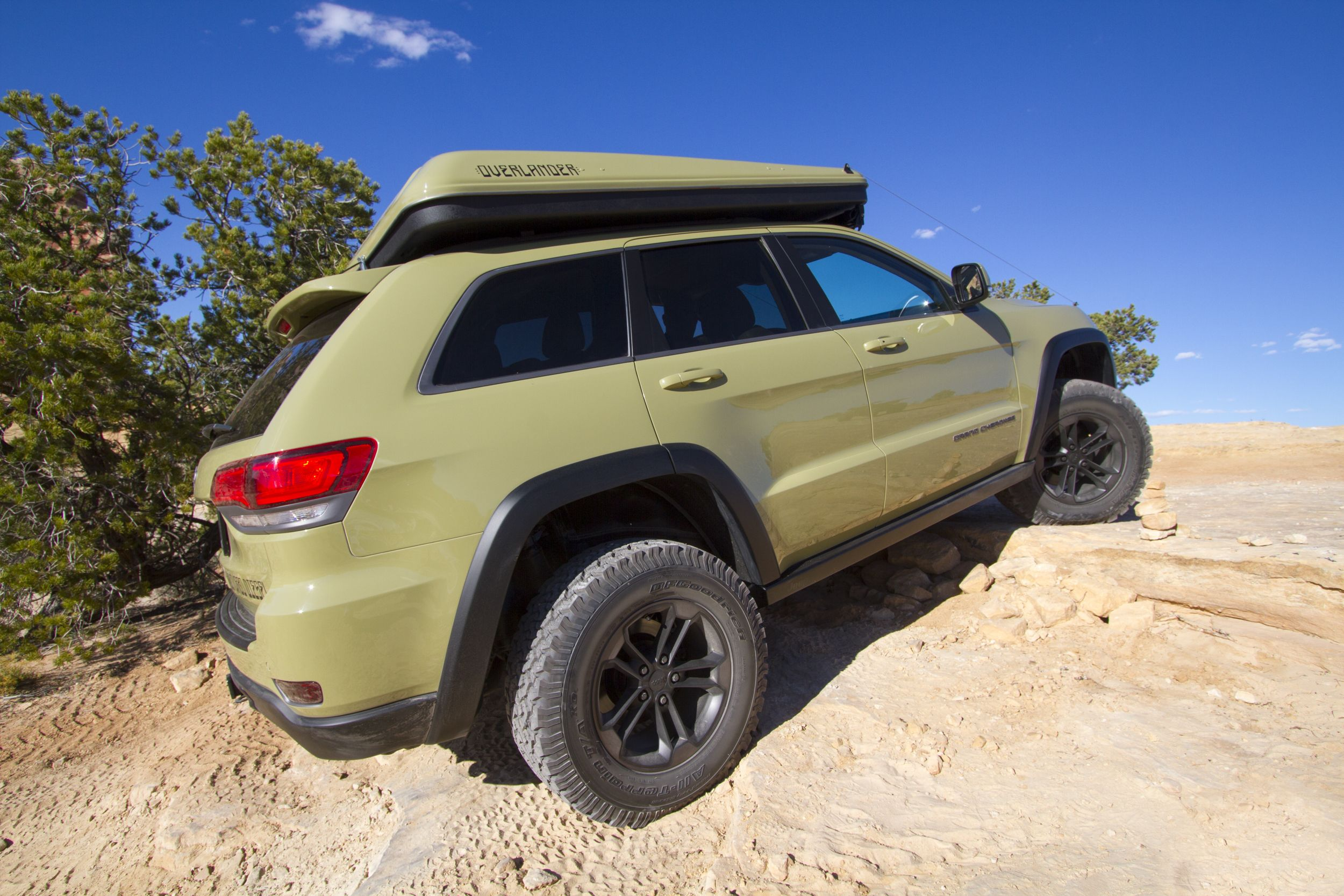 jeep grand cherokee safety rating 2015