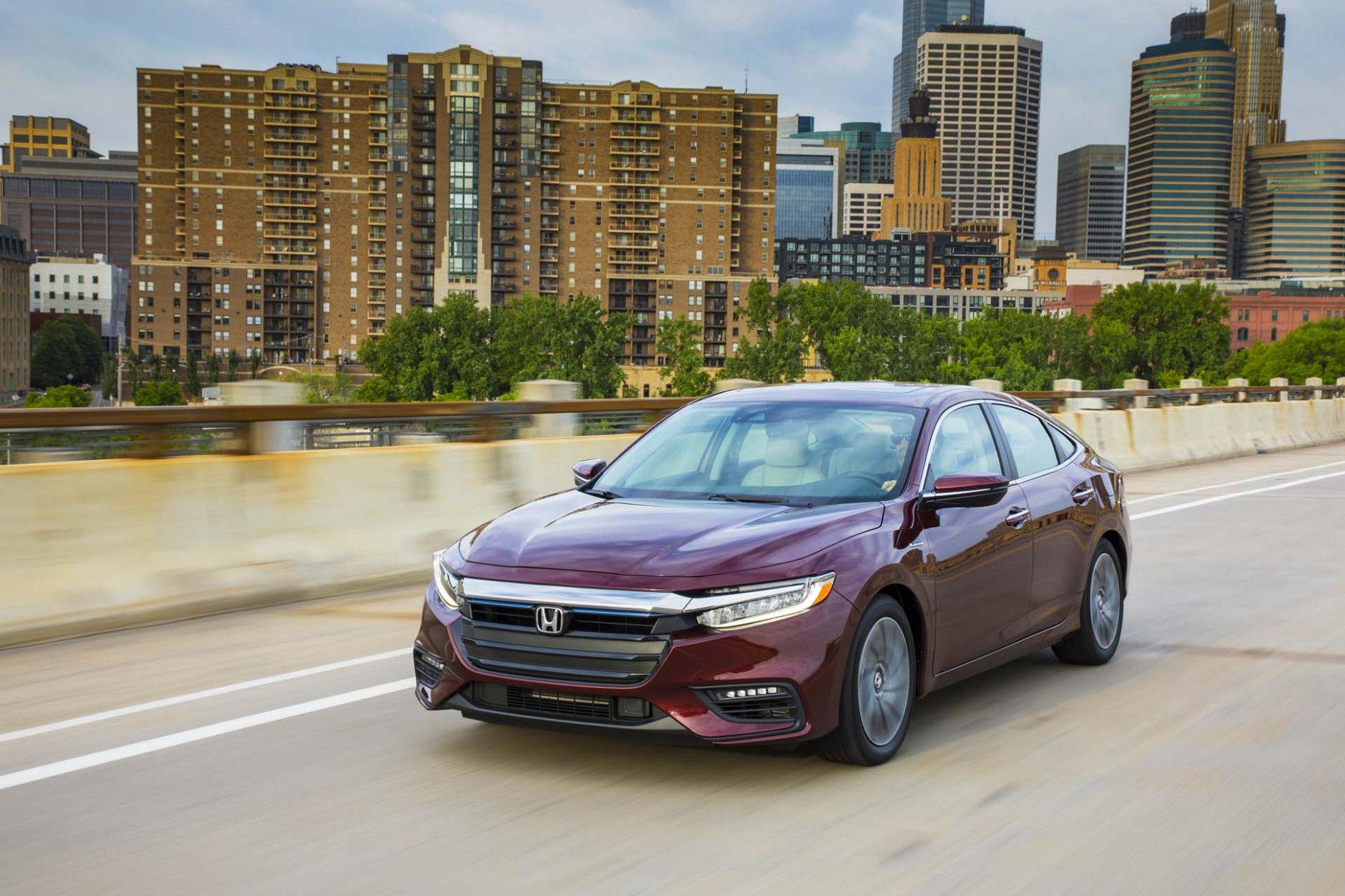 Honda Insight 2020 Review Review