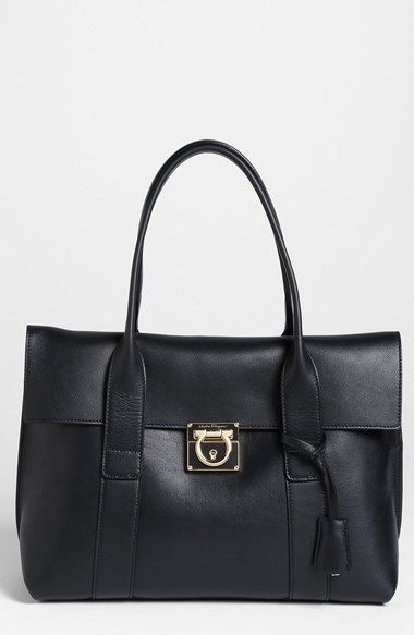 062d6881aec4 Salvatore Ferragamo  Small Sookie  Leather Satchel available at  Nordstrom