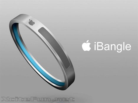 iBangle Mp3 Player The Future of iPod Cool Gadget @ xcitefun.net ...
