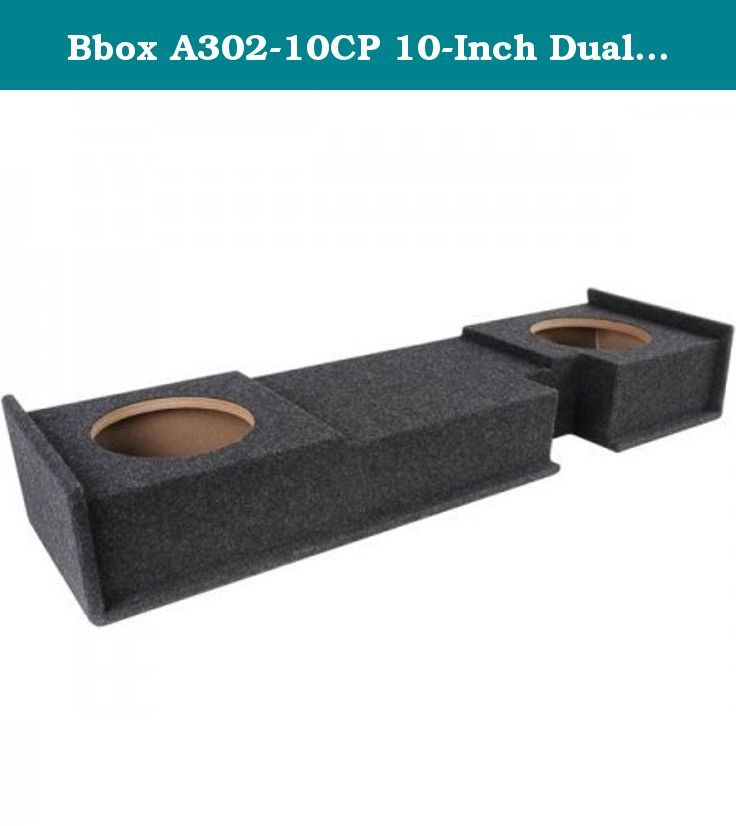 Bbox A302 10cp 10 Inch Dual Down Fire Subwoofer Boxes Bbox