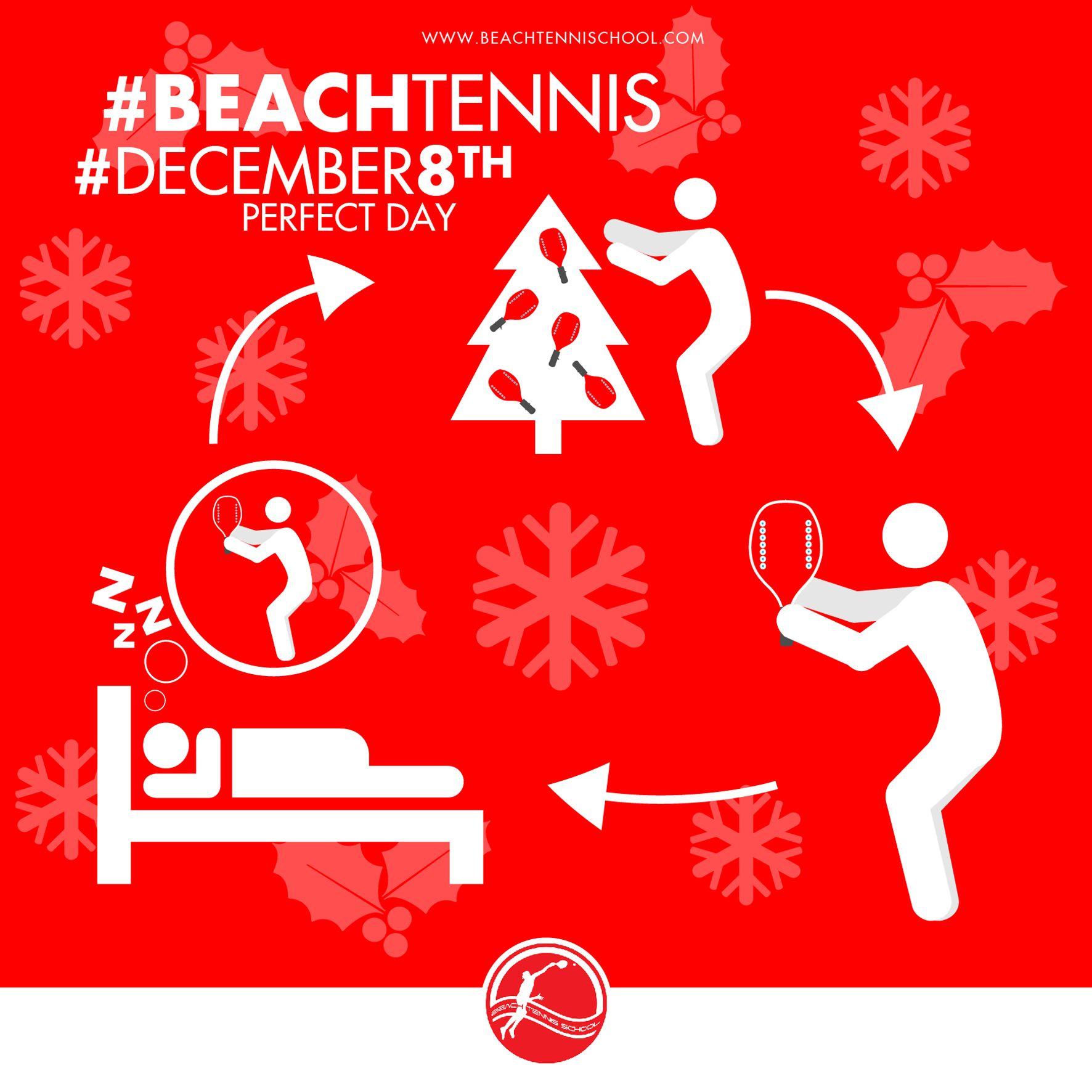 www.beachtennischool.com #beach #tennis #beachtennis #news #sport #natale