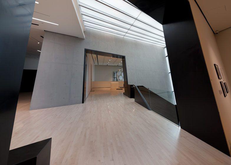 Eli and Edythe Broad Art Museum by Zaha Hadid Architects