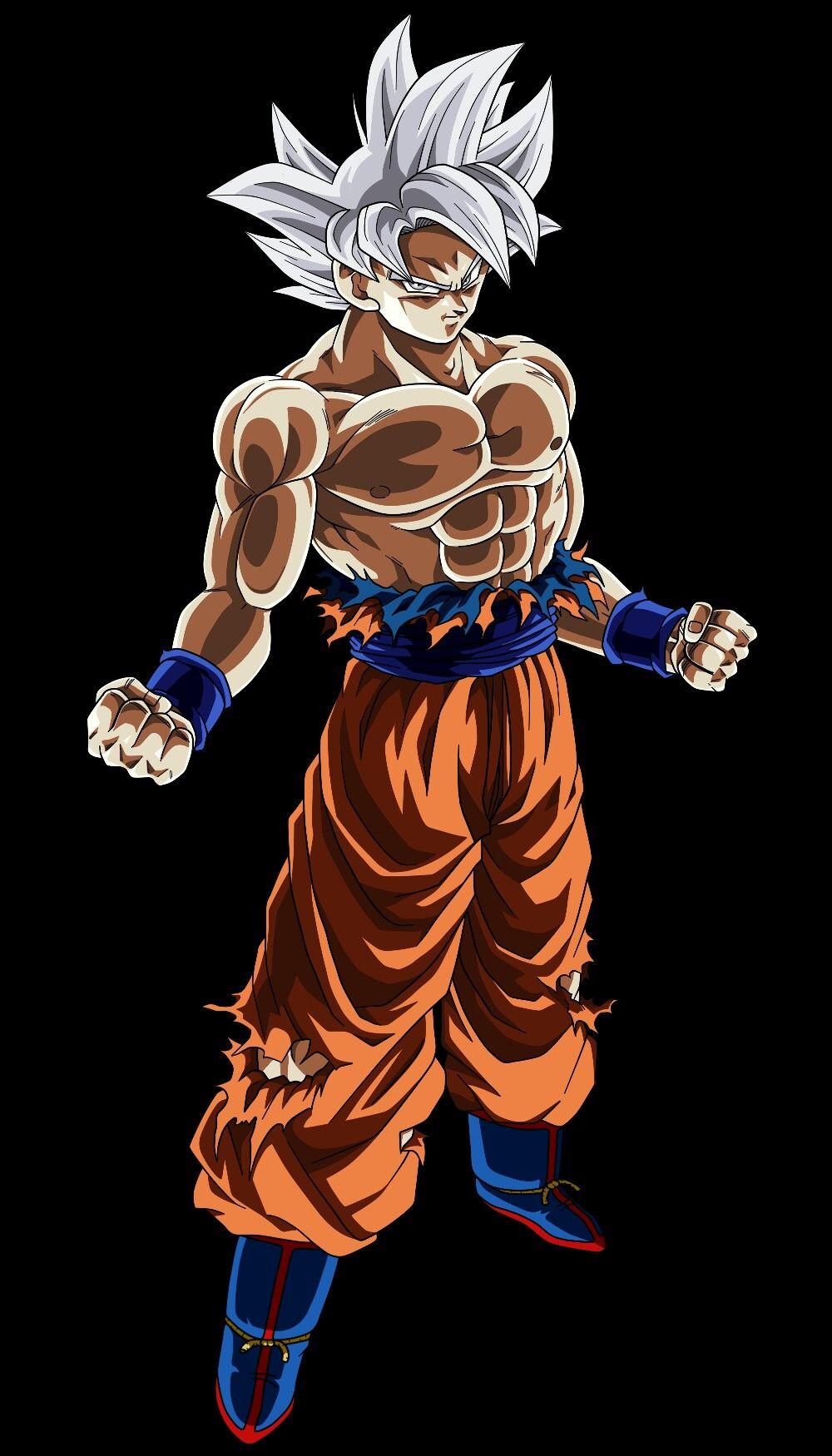 Goku ultra instinct dragon ball como desenhar anime os melhores animes super sayajin - Imagenes de dragon ball super ultra instinto ...