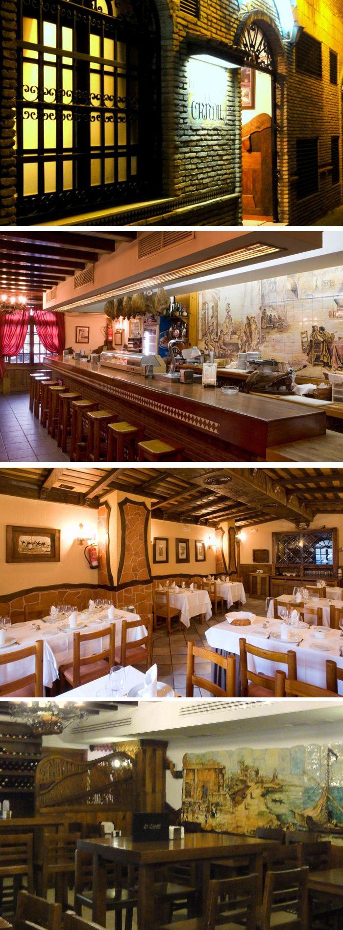 Restaurante el candil triana sevilla restaurantes para cenas de empresa navidad - Restaurante para navidad ...