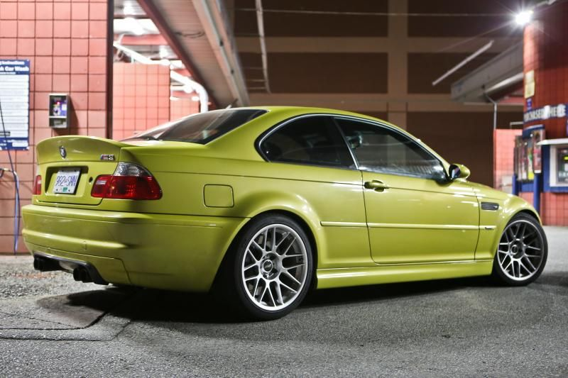 Phoenix Yellow E46 M One Of My Attainable Dream Cars Cars Bmw