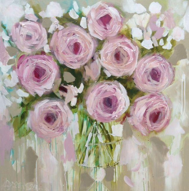 Aj brooks paintings 2 so soft and pretty art flowers pinterest aj brooks paintings 2 so soft and pretty mightylinksfo