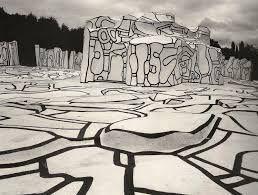 Резултат с изображение за Jean Dubuffet