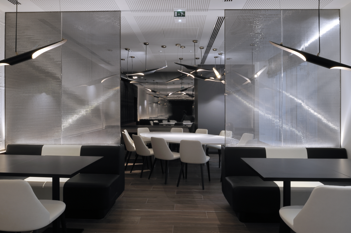 Break chairs, designed by Enzo Berti for Bross, at #Cloud Business Center, Paris. #Bross #Chairs #DesignChairs #ContractChairs #Sedie #SedieDesign #Architecture #ArchiLovers #Design #LoveDesign #Contract #Inspiration #ArchiProducts #Furniture #ContractForniture #Style #Home #Decor #HomeDecor #Bike #Luxury #LuxuryLiving #LuxuryFurniture #Business #BusinessCenter
