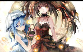Hd Wallpaper Background Id 682325 Date A Live Anime Anime Date